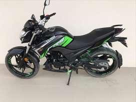 Se vende una linda moto Tuko por motivo de viaje a 2.000
