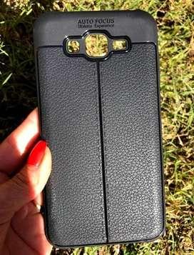 Funda Textura Cuero Samsung J7 Neo Envios Ramos Mejia