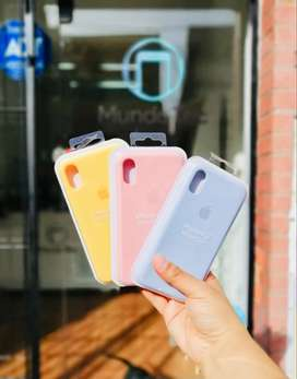 SILICONE CASE PARA IPHONE