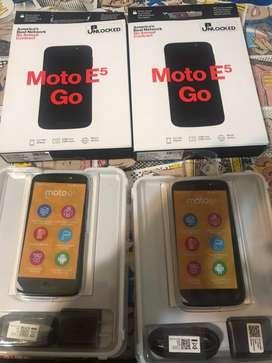 Moto E5 play nuevo en caja verizon importado