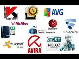 Instalacion de antivirus premiun