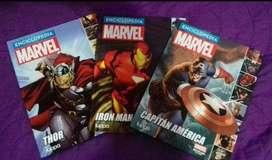 Enciclopedia marvel Thor