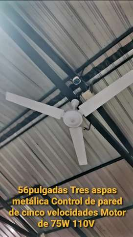Ventilador de techo 56pulgadas Nuevos  Garantía
