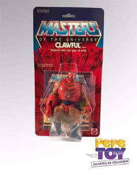 Masters of the Universe Clawful