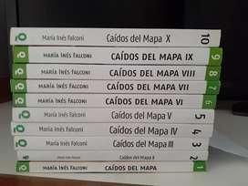 Vendo coleccion completa de Caidos del Mapa