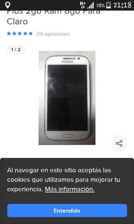 Vendo Samsung gran neo plus