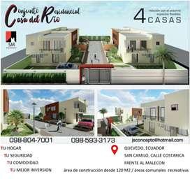 Conjunto Residencial Casas del Río