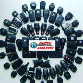 Duplicado de llaves de carro
