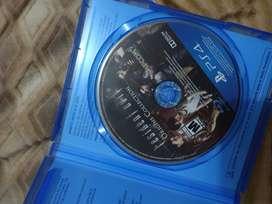 Venta game PS4 estado 9.5/10 solo lo abrí para jugar