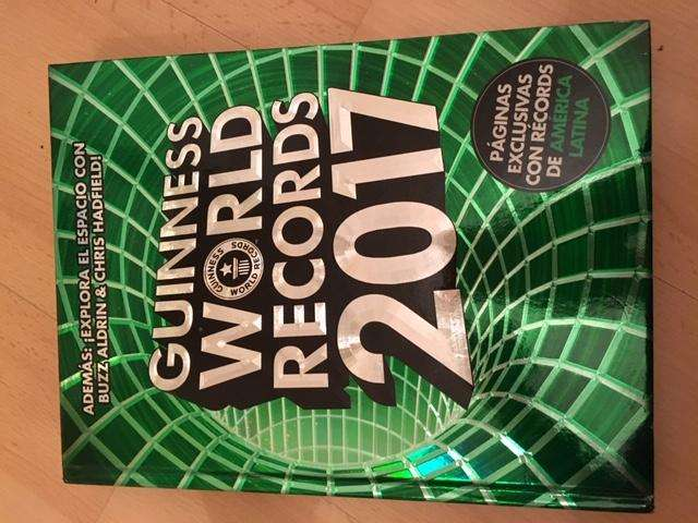 libro de los guinness world records 2017 0