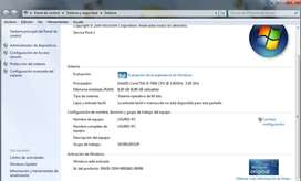 Intel core i5 7400 7th generación 8 ram 1 terabyte