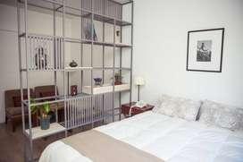 Arenales y Suipacha - 1 ambiente 8vo piso con Amenities - Recoleta