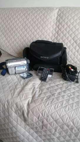Video cámara Sony Handycam