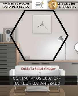 CONTROL DE PLAGAS - CIUDAD DE IBAGUÉ