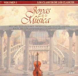 Joyas De La Música Clásica  50 CD