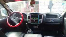 Remato Nissan Urvan 2011