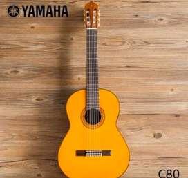 Guitarra Acústica Yamaha C-80