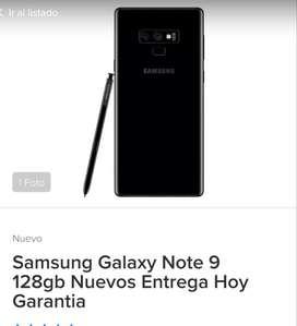 Note Galaxy 9
