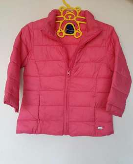 Campera Nena Mimo Rosa Impecable Estado