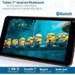 TABLET Android doble cámara 7″