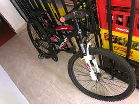 Bicicleta viper dh