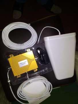 Amplificador Repetidor Celular 3g Alta Potencia Fincas