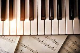 Clases de Guitarra y Piano Bogotá