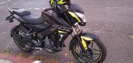 Vendo moto pulsar cómo nueva