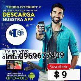 MAGIS TV canales