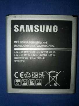 Vendo batería original de Samsung j2 prime