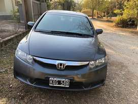 Vendo Honda civic 2011 primer dueño $870.000