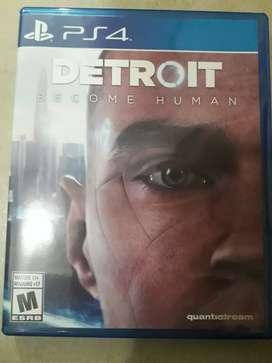 Detroit para ps4