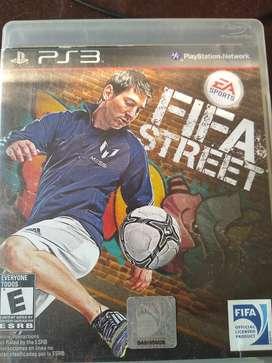 OPORTUNIDAD Día del NIÑO juego FIFA STREET para Play 3