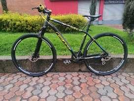 Bicicleta de montaña Gw