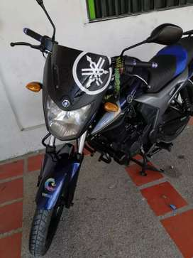 impecable moto