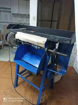 Máquina pulidora