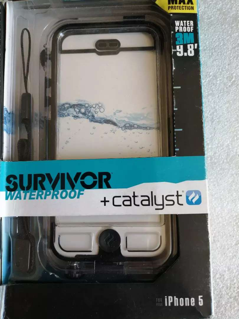 SURVIVOR Waterproof Max Protección. Iphone 5, 5S, Se.