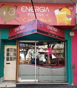 VENDO FONDO DE COMERCIO CAFÉ RESTO BAR