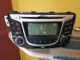 Radio Mp3 hyundai 2013