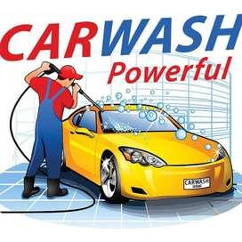 Personal para Car Wash