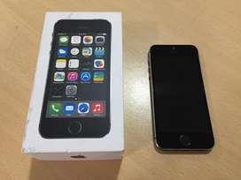 iPhone 5S 32GB Space Gray Gris Espacial ME435E/A