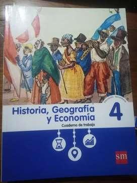 HGE, Historia Geográfica y Economía (santillana)