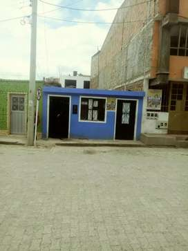 Se vende casa en samacá Boyacá