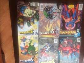 Serie 3 SUPERMAN EDICION ESPECIAL DOS