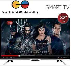 Diggio Televisor Led 32 Smart Tv Android Hd Wifi Soporte