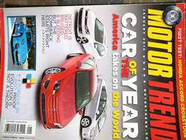 Revista Motor Trend Usa Autos 01-2005 Ingles perfecta