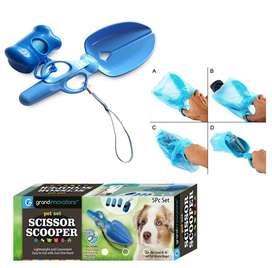 Pala recogedora de desechos para mascotas sin contacto (INCLUYE ENVÍO)
