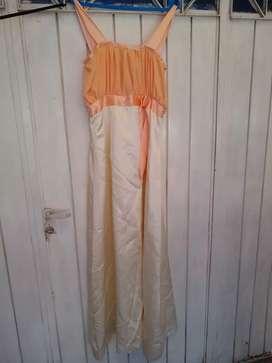 Vendo vestido largo