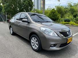 NISSAN VERSA ADVANCE 1.6cc