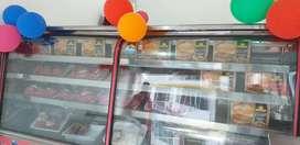 Congeladores 3 puertas